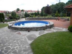 Parmelia - Záhrada 001
