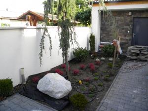 Parmelia - Záhrada 002
