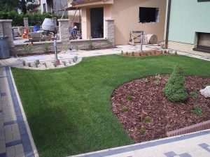 Parmelia - Záhrada 005