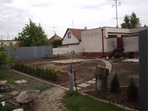 Parmelia - Záhrada 006