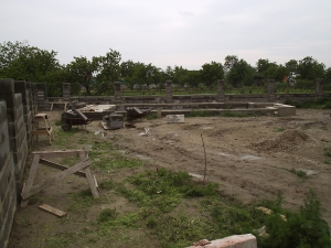 Parmelia - Záhrada 002 - Pred realizáciou