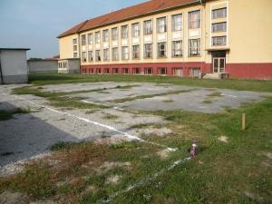 Parmelia - Škola Horné Saliby