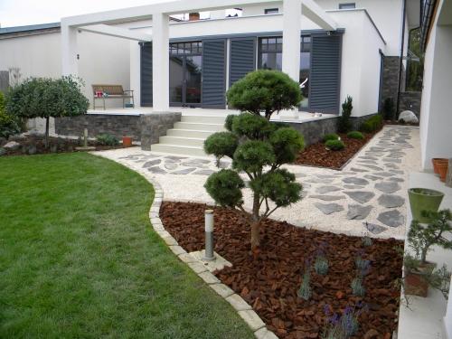 Menšie záhrady