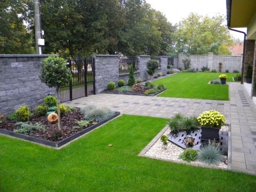 Väčšie záhrady