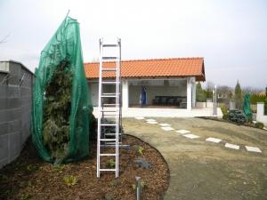 Údržba záhrad