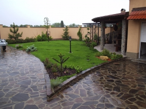 Realizovaná záhrada